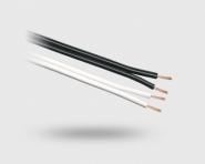 QED - Profile 42 strand - schwarz - Meterpreis