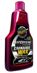 Meguiars Deep Crystal Step 3 Carnauba Wax