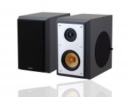 Audioblock S-100, Paarpreis - schwarz