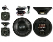 Audio System X 200 Golf V EVO 2