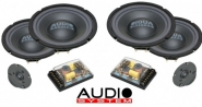 Audio System X 4/20 Flat