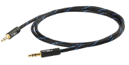 Black Connect Klinke/Klinke MKII 3,5mm