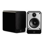 Q-Acoustics Concept 20 - Stückpreis - schwarz