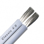 Supra Cables Classic Serie - weiss - Meterpreis