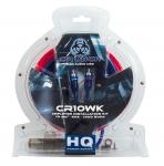 Crunch CR10WK - 10mm² Kabelkit