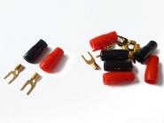 Dietz Gabel für 1,5-2,5 mm² Kabel, 8 Stück