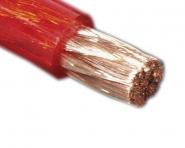 Dietz Powerkabel ECO - Rot - Meterpreis