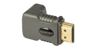 Goldkabel HDMI WINKELADAPTER 270°