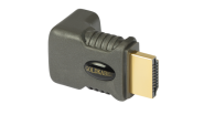 Goldkabel HDMI WINKELADAPTER 90°