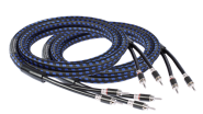Goldkabel highline Rhodium Single-Wire