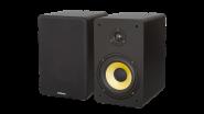 Audioblock S-250, Paarpreis - schwarz