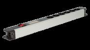Goldkabel POWERLINE Flex Vollschutz 6er - Schalter