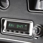 RETROSOUND Autoradio Model Two schwarz