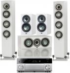 Yamaha RX-A1060 + Elac UNI-Fi Set - Weiss