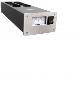 Taga PF-1000 V2 High End Netzleiste 8-fach (4 mit Filter) schwarz