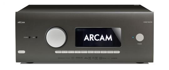 Arcam AV40 AV-Prozessor - schwarz