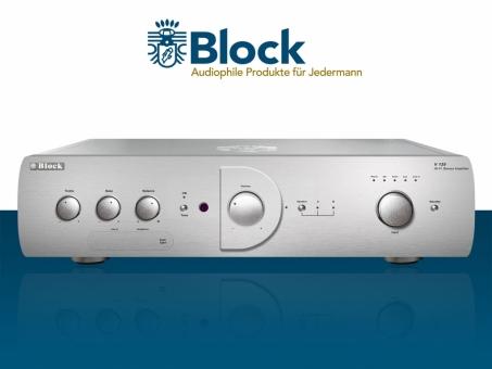 Audioblock V-120 - Diamantsilber Diamantsilber