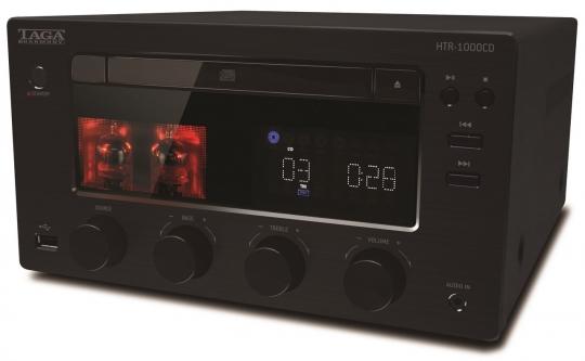 csmusiksysteme gmbh taga htr 1000cd hybrid stereo cd. Black Bedroom Furniture Sets. Home Design Ideas