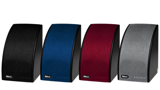 Audioblock Boombox SB-50 - Schwarz