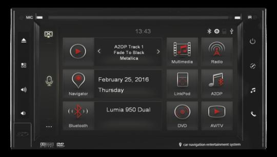 ESX Audio VNC620W