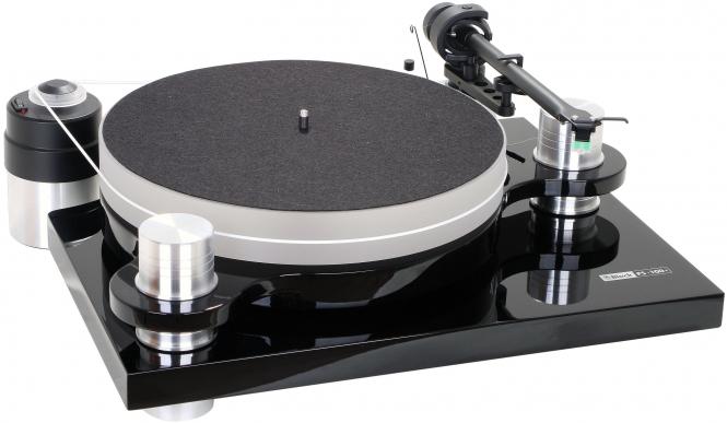 Audioblock PS-100+ - Klavierlack Schwarz