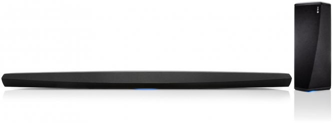 Denon Heos Bar + Subwoofer - Soundbar