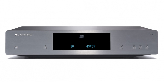 Cambridge Audio CXC silber silber