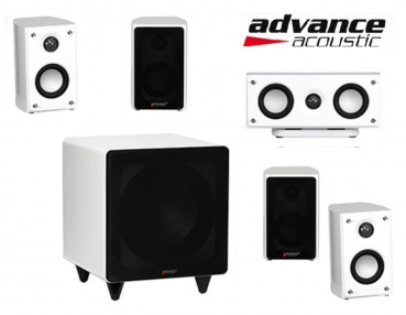 Advance Acoustic HTS 1000 Weiß