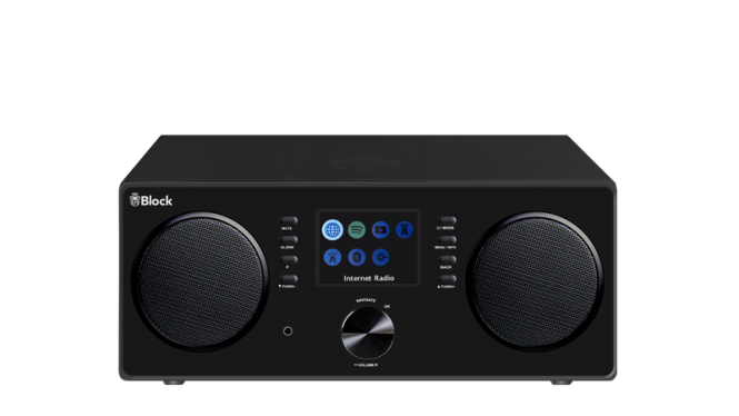 Audioblock CR-20