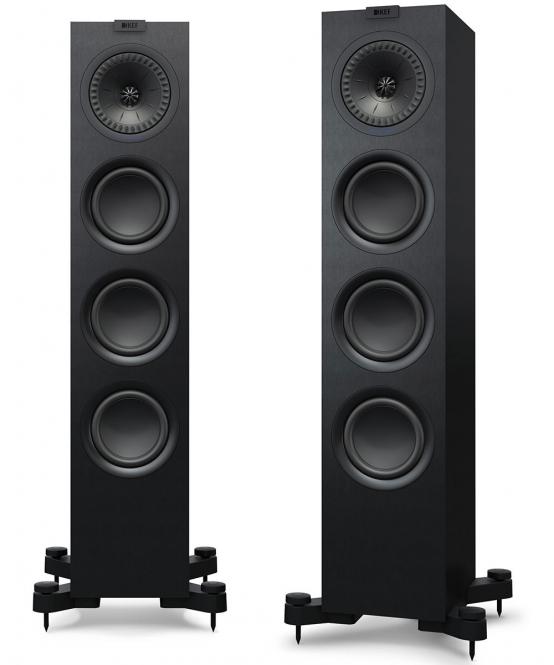 KEF Q550 -Stückpreis Schwarz