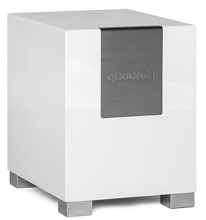 csmusiksysteme gmbh quadral qube 10 weiss b ware hifi. Black Bedroom Furniture Sets. Home Design Ideas